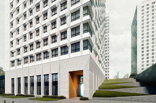 """31 Kvartal« (»Quarter 31"") housing complex"