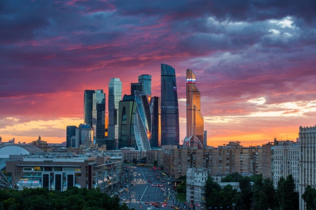 Башня «Федерация» (Москва-Сити)