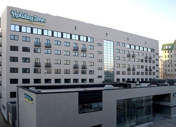 Гостиница Холидэй Инн, Самара. Архитектурное бюро Пастушенко и Самогорова