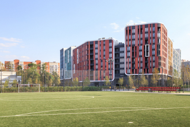 """""""Respublika"""" housing complex"""