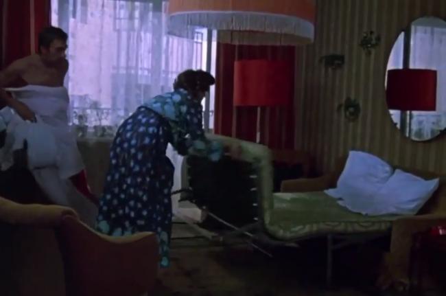 Отрывок из кинофильма «Москва слезам не верит»
