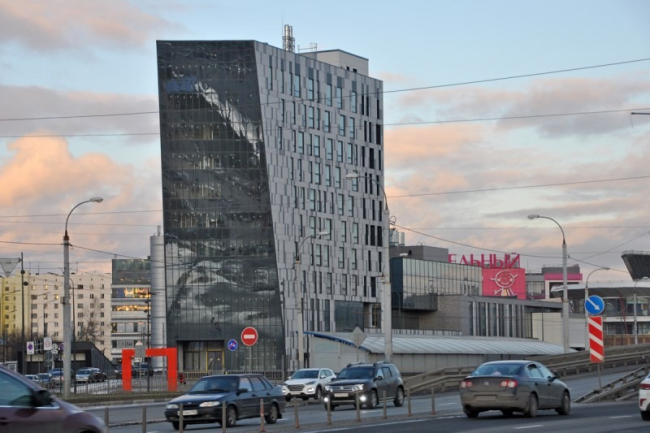 Торгово-офисный центр «Краулер»