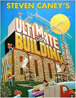 Steven Caney′s Ultimate Building Book
