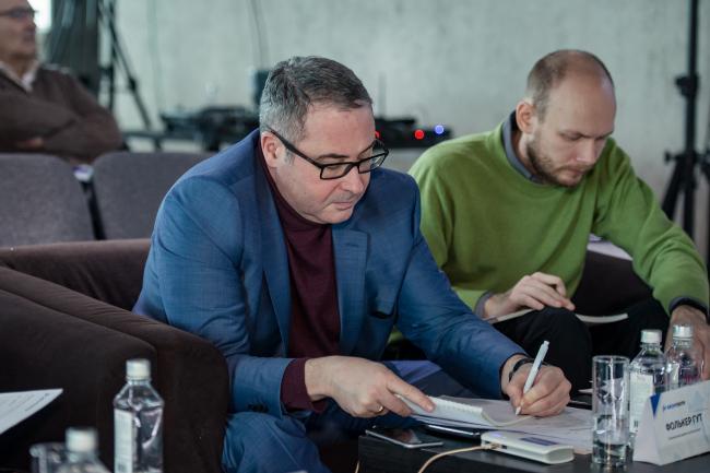 Фолькер Гут (Deceuninck Rus), Семен Стариков (ПТАМ Виссарионова)