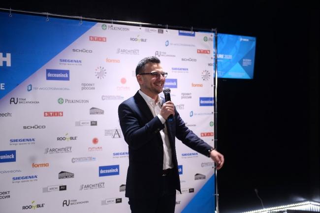 Константин Кухтов, руководитель отдела маркетинга SP Glass, основатель Youth in Architecture