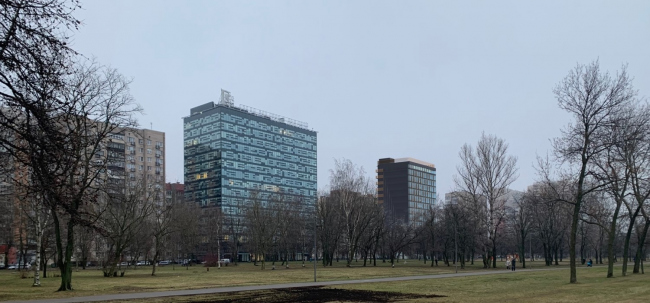 Бизнес-центр на Пулковском шоссе