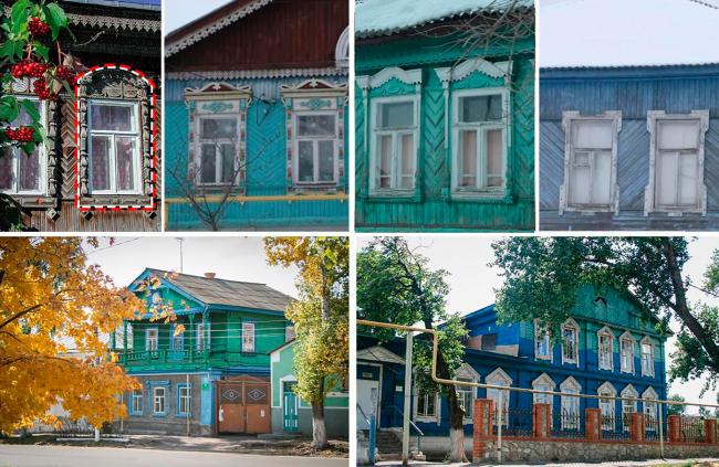 Наличники-идентичность Новохоперска. Создание парка «Крымская горка» в г. Новохоперск