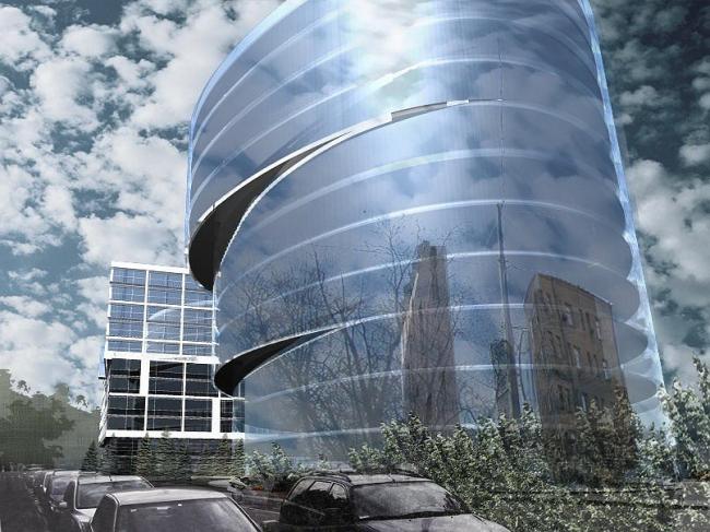 Культурно-оздоровительный и деловой центр на Дубининской © ТПО «Резерв»