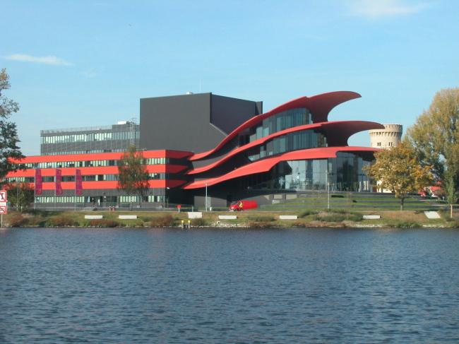 Театр Ханса Отто в Потсдаме