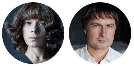 Vera Butko and Anton Nadtochiy, ATRIUM