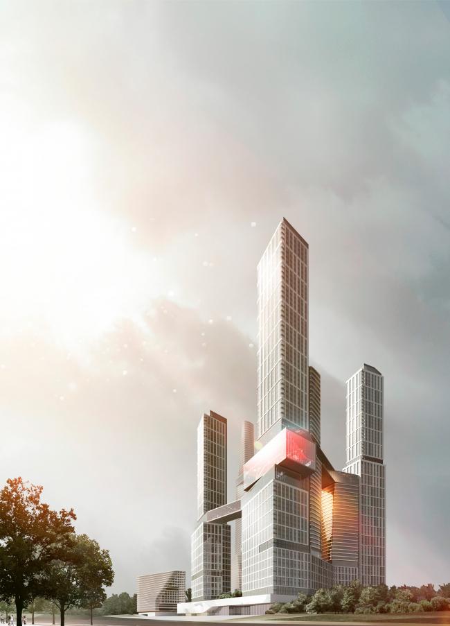 Многофункциональный жилой комплекс «Нескучный Home&Spa»