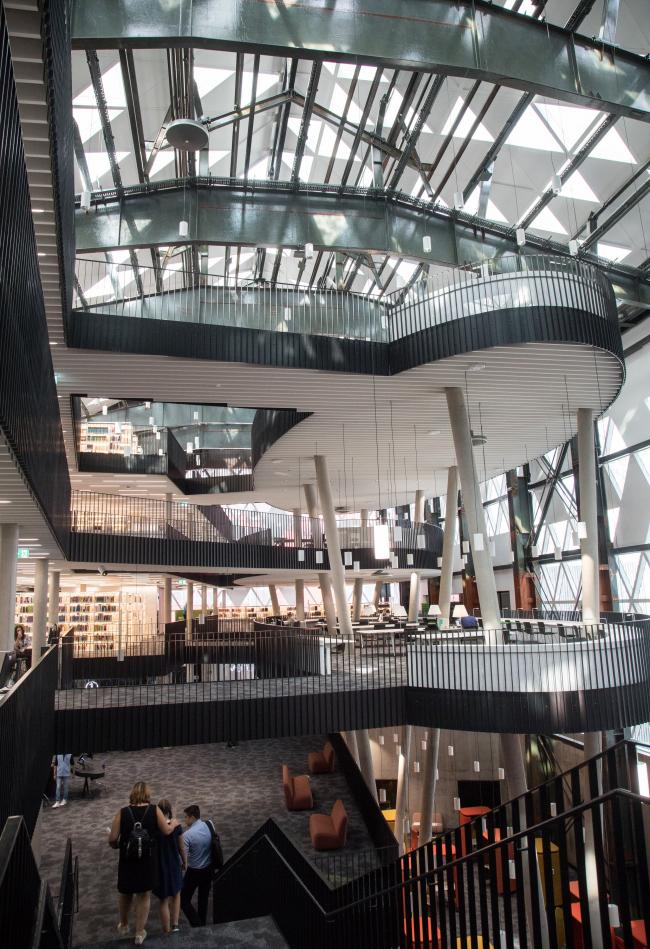 Учебный центр Люксембургского университета