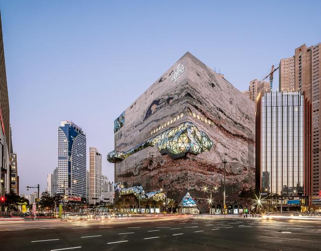 Универмаг Galleria