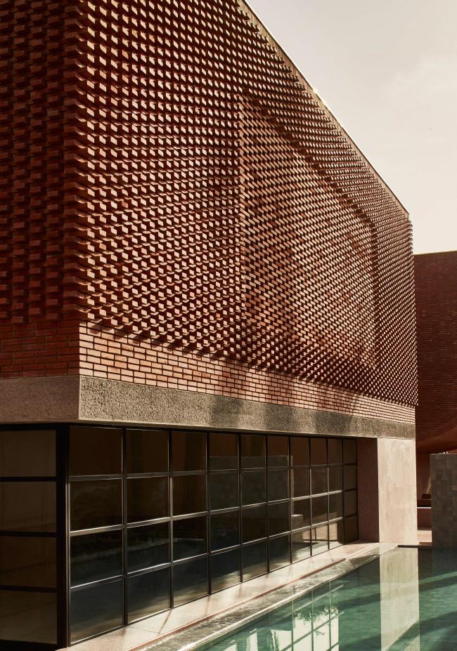 Музей Ива Сен-Лорана в Марракеше