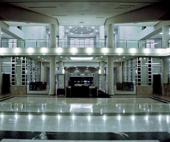 Здание АКБ «ТОКОБАНК», Новочеремушкинская улица © Архитектурно-дизайнерская мастерская А. А. Чернихова