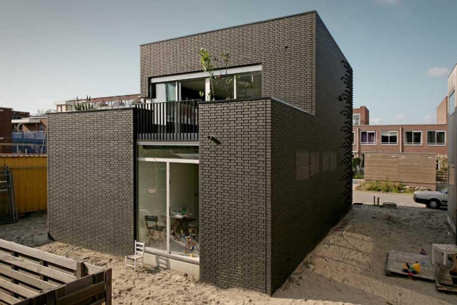 Дом IJburg © Marc Koehler Architects