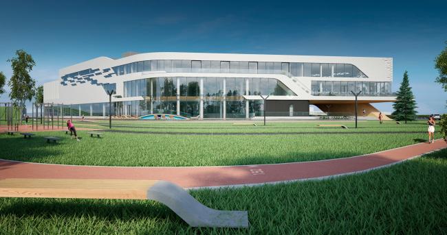 Многофункциональный спортивный центр Миллениум sport