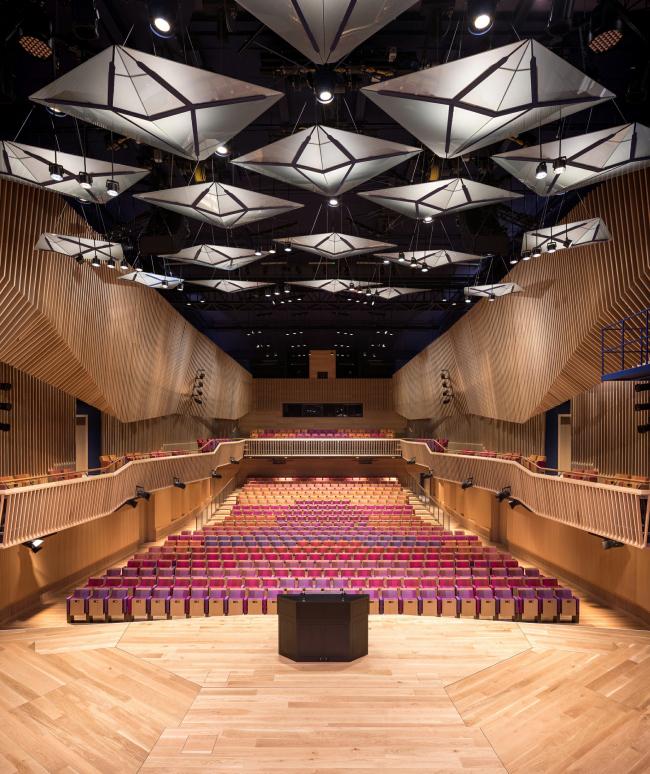 Вентспилсская музыкальная школа и концертный зал «Латвия»