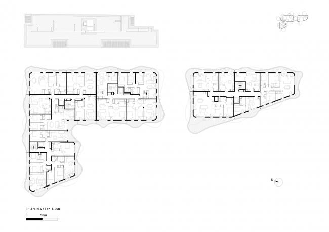 Жилой комплекс Courbes