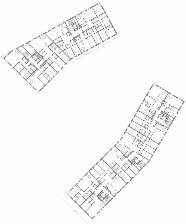 Нижние этажи