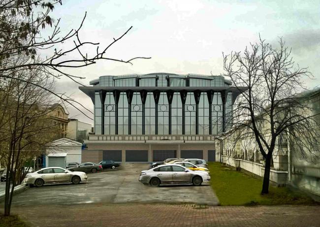 Культурно-спортивный центр бассейна «Чайка»