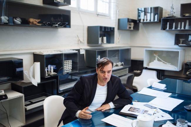 Патрик Шумахер, директор ZHA