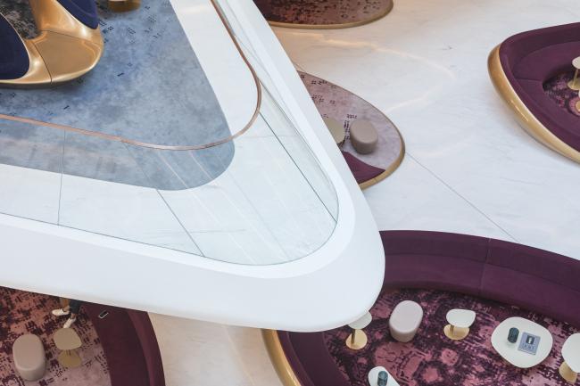Комплекс The Opus. Отель ME Dubai