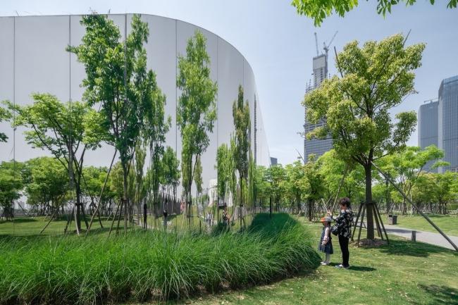 Арт-центр и парк Tank Shanghai