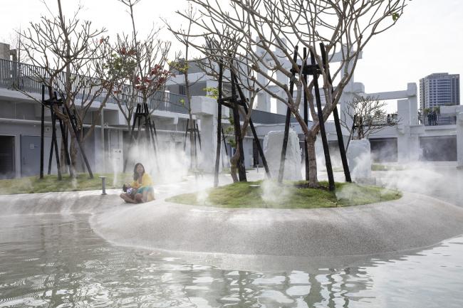 Общественное пространство The Spring