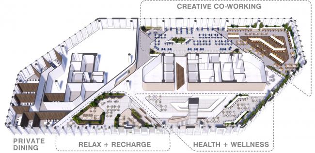 Штаб-квартира Hanwha – реконструкция