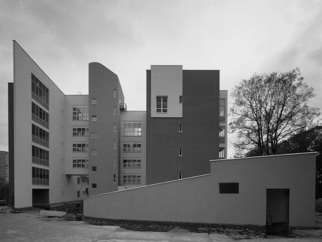 Жилой комплекс в проезде Загорского © ТПО «Резерв»