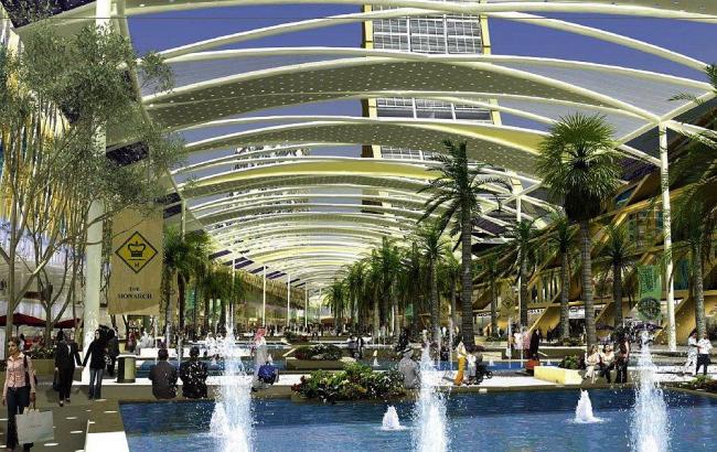 Город будущего Хабари