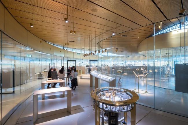 Музей-мастерская Audemars Piguet