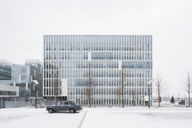 "Multipurpose medical center ""Novomoskovsky"" in Kommunarka"