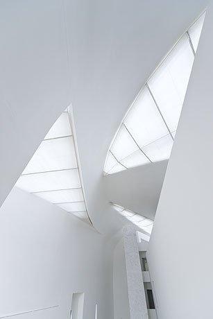 Музей искусств Центральной Академии художеств (CAFA). Фото Iwan Baan