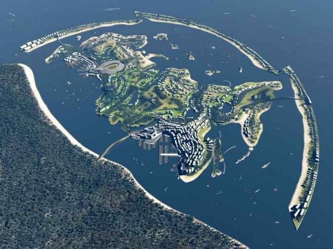 Остров Федерация