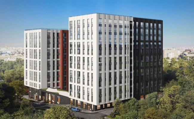 Комплекс апартаментов Level Донской, проект