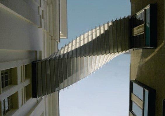 Мост «Стремление» в Лондоне