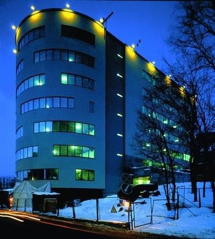 Комплекс Millennium House. Москва