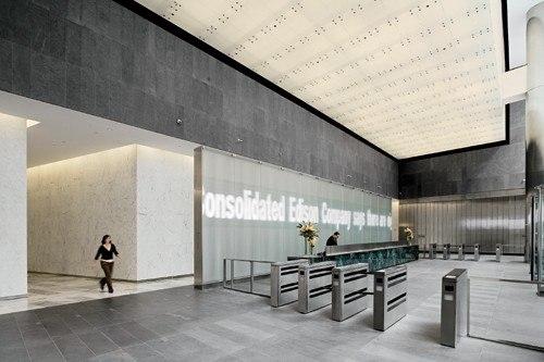 Центр мировой торговли в Нью-Йорке, здание 7. Вестибюль