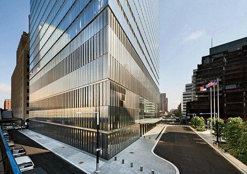 Центр мировой торговли в Нью-Йорке, здание 7