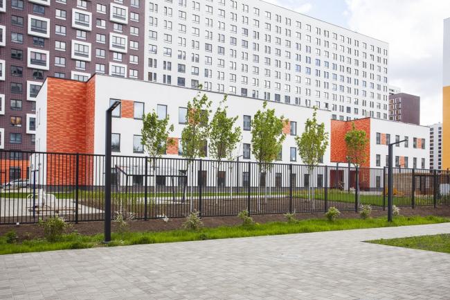 Детский сад в ЖК «Саларьво парк»