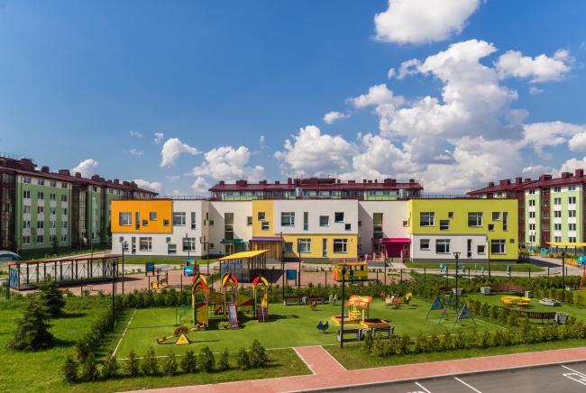 Kindergarten #47 of the Pushkinsky District of St. Petersburg