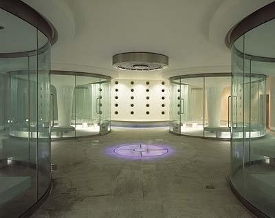 "Спа-центр ""Thermae Bath Spa"". Бат, Великобритания"