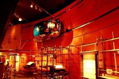 Музей стали. Монтеррей, Мексика