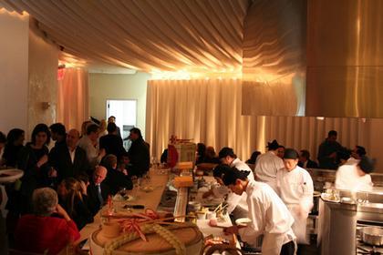 Тадао Андо. Ресторан японской кухни «Моримото»