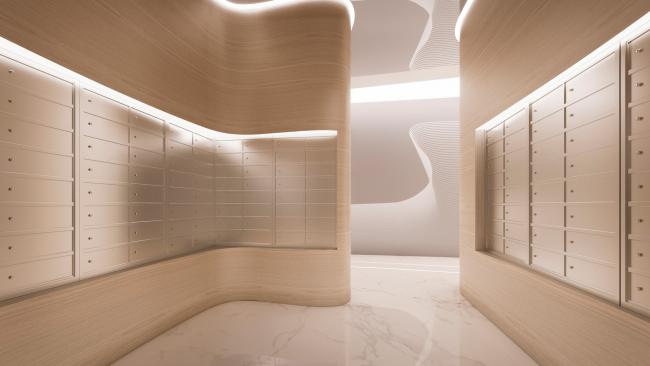 HILL 8 Апарт-отель с подземным паркингом на проспекте Мира