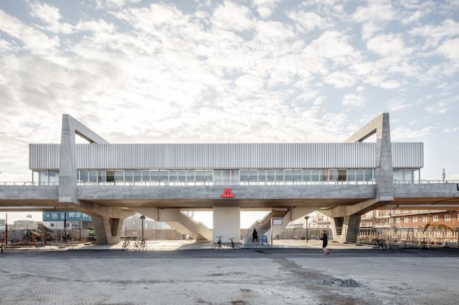 Станция метро «Ориенткай»