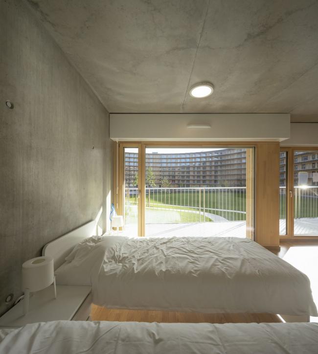 Студенческое общежитие Vortex
