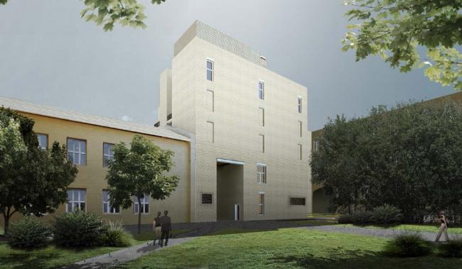 Edison House. Проект 2014 года